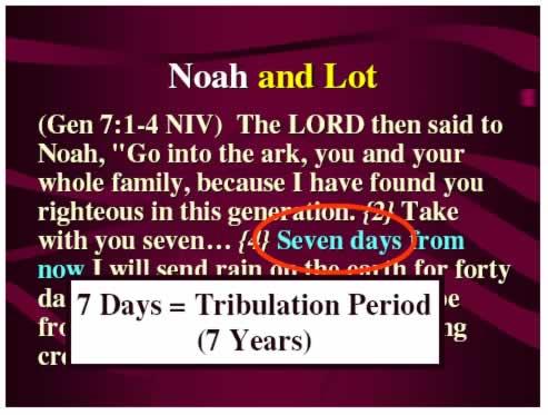 Noah and Lot - Genesis