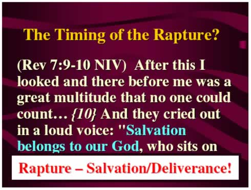 Salvation/Deliverance