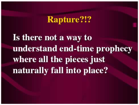 Understanding End-Time Prophecy