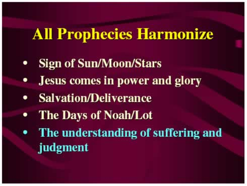 All Prophecies Harmonize!